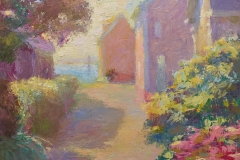 Along the Bay by Hilda Neily 20x16_ Value $5500 Starting Bid $800