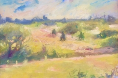 Autumn Landscape by Mary Giammarino 16x20_ Value $2000 Starting bid $400 Courtesy of anonymous private collection