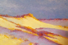 Dunes at Dusk by Dennis Lucus 12x12_ Value $1200 Starting bid $200