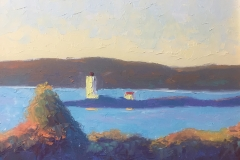 Early Evening Light by Chris Smeraldi 16x12_ Value $450 Starting bid $100