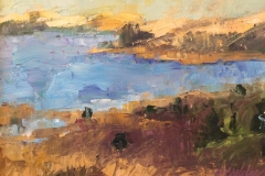 Pilgrim Lake by Ellen Coolidge 8x10_ Value $800 Starting bid $100