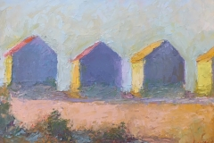 Summer Cottages by Sydney Hale 8x10_ Value $800 Starting Bid $100
